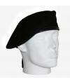 Zwarte soldaat baret